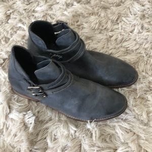 Free people booties size 9 in great condition!
